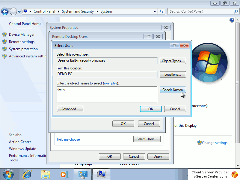 How to enable Remote Desktop Connection in Microsoft Windows